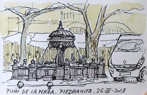 Pilón de la Plaza