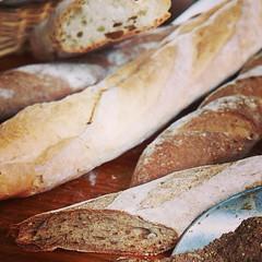 Freshly baked artisan bread only at #Bredz @souq_sharq @souqsharq #artisan #bread #food #kuwait