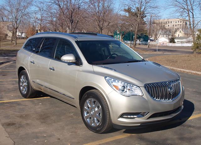 2013 Buick Enclave 1