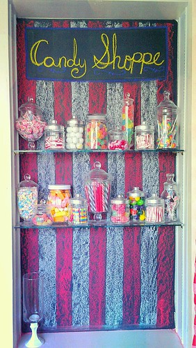 Carnival Candy Shop by The Paper Doll
