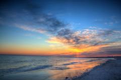 Hvidbjerg April Sunset 3