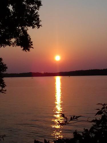 sunset photography arkansas amateur hotsprings lakehamilton