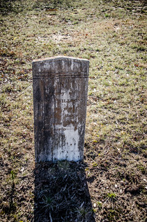 Siloam Baptist signature stone