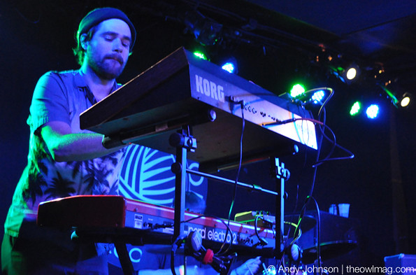 Jaill @ The Knitting Factory, NY, 4-4-2013