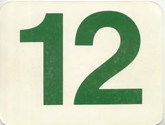 calendrier  12