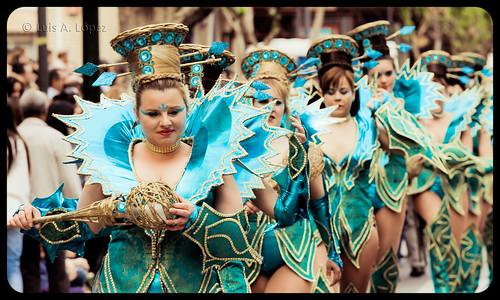 Fiesta de la Primavera de Murcia, 2013