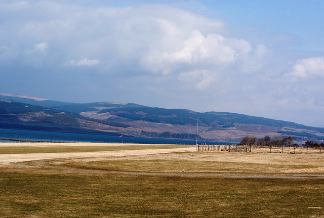 Glenforsa Airfield, Mull