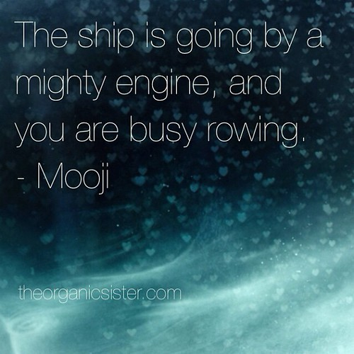 Ha! That we are!   #mooji #quote
