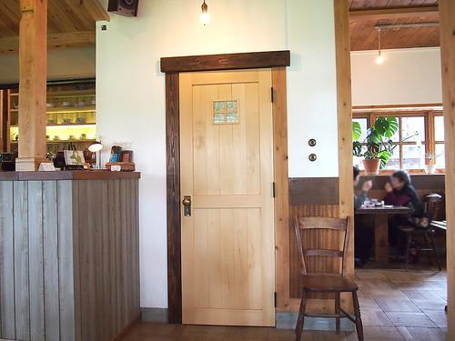 agape cafeの空間