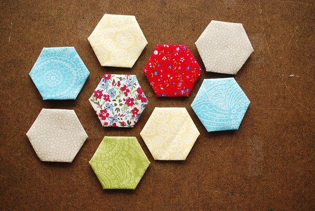 Starting a Hexagon Habit