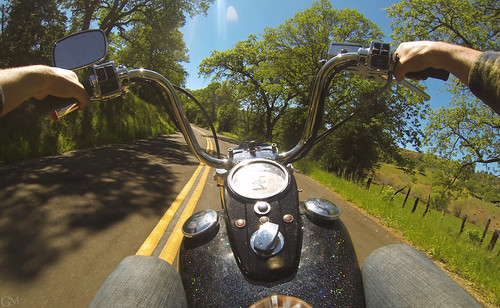 riding by Garrett Meyers