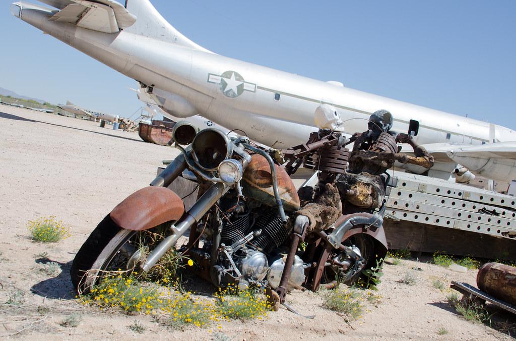 Tucson A/C Salvage Yards | Flickr