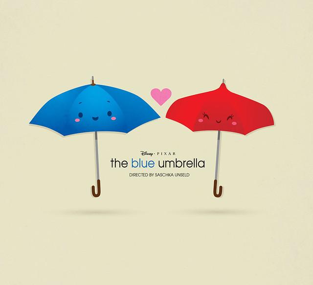 Blue Umbrella Disney Blue Umbrella Rant