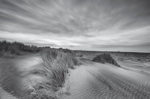 longexposure newzealand blackandwhite monochrome clouds sunrise blacksand nikon wideangle driftwood nz northisland westcoast sanddunes wanganui whanganui earlymorninglight sep2 leefilters 1024mm d7000 lee06gndhard lee06gndsoft