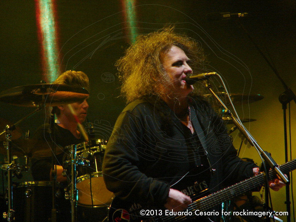 The Cure | Argentina 2013