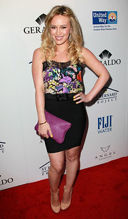 Hilary Duff Camisole Vest Celebrity Style Women's Fashion