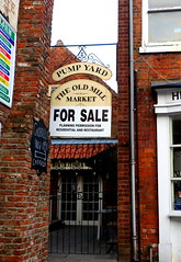 Pump Yard - The Old Mill Market FOR SALE