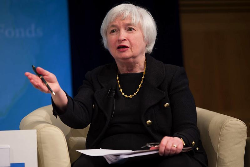 La FED rivede al ribasso la crescita negli Stati Uniti