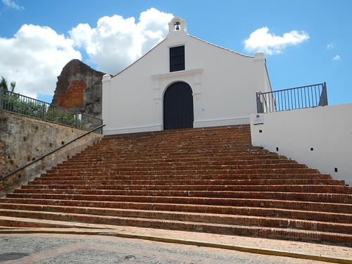 church puertorico iglesia porta portacoeli sangerman historicalsites coeli