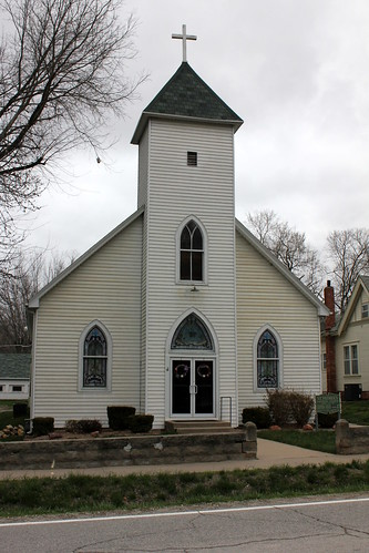 St. Patrick's Catholic Church - Forest City, MO