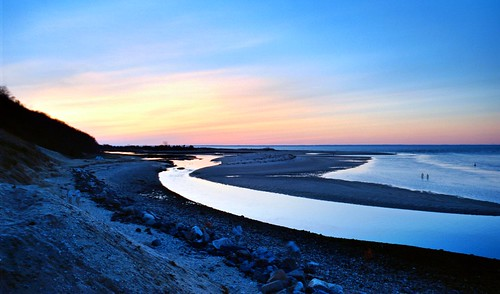 sunset longisland kingspark