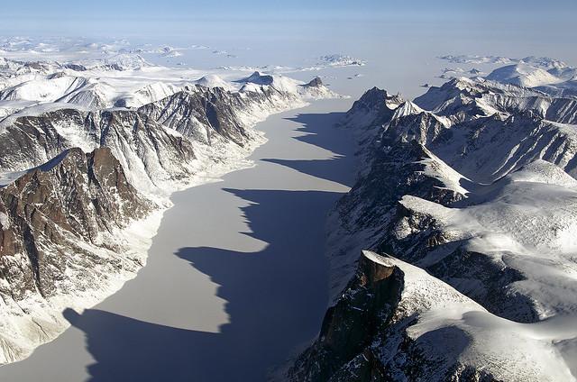 Isla Baffin. Nunavut y las Islas Árticas de Canadá