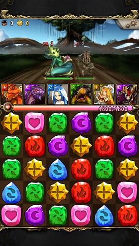 結合寶石消除與 RPG 的遊戲 – 神魔之塔 @3C 達人廖阿輝