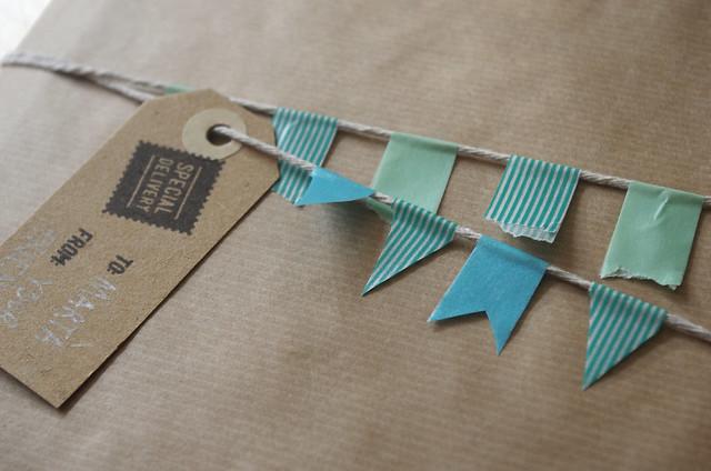 Pin it. Do it. Gift wrap