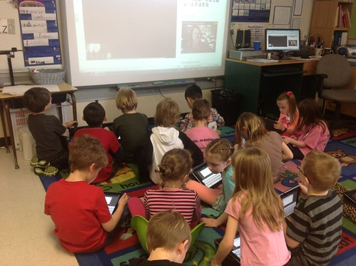 Virtually Visiting a First Nations School