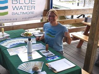 Debra Lenik from Blue Water Baltimore