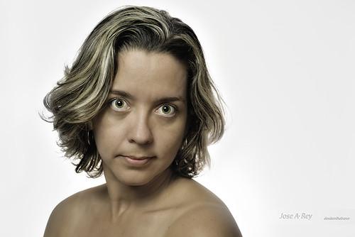 Laura Strobist by Rey Cuba