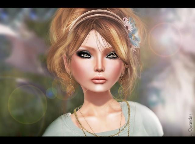 -Belleza- Mya Med Bl 8 w Mya Med gloss Peach