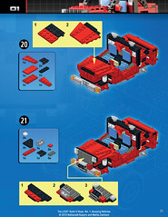 The LEGO Build-it Book, Vol. 1: Amazing Vehicles (p. 23)