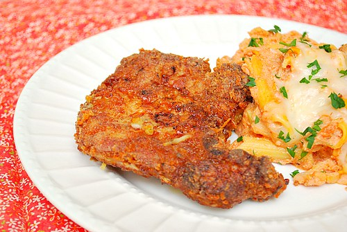 Italian Breaded Pork Chops Recipes — Dishmaps
