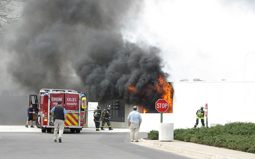 JFK Fire 2