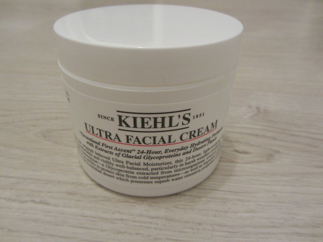 Kiehl's facial cream