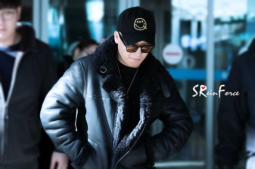 Big Bang - Incheon Airport - 07dec2015 - SReinForce_cn - 02