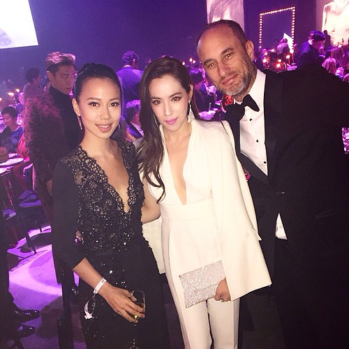 TOP - amfAR Charity Event - 14mar2015 - xarissaxcheox - 01