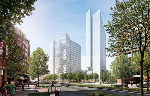 Boston Properties Kendall Square Renderings