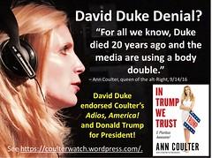 David Duke Denial