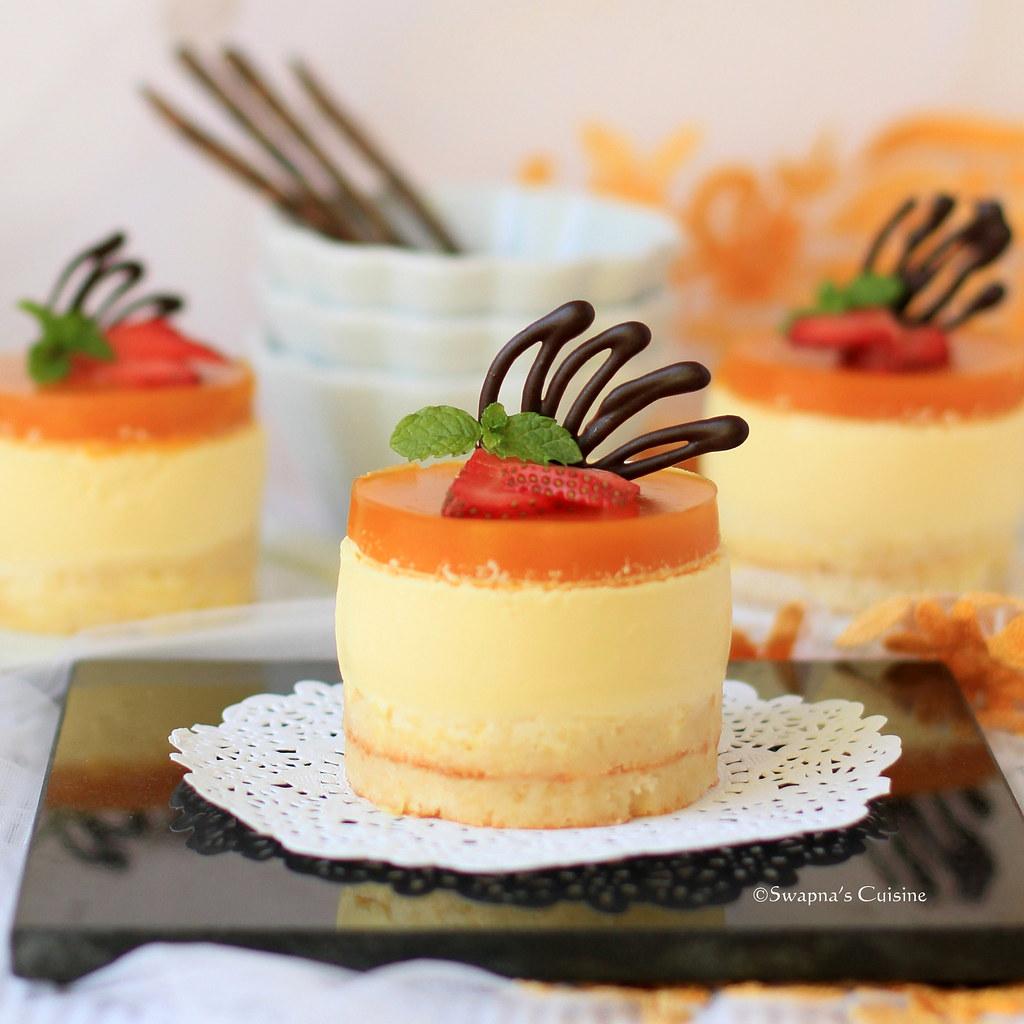 swapna 39 s cuisine mango cheese cake recipe