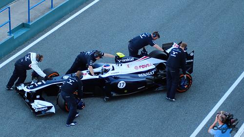 F1 Jerez 2013