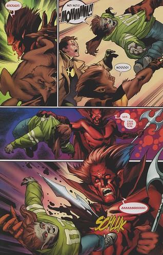 madrox mephisto wolfsbane x-factor #251