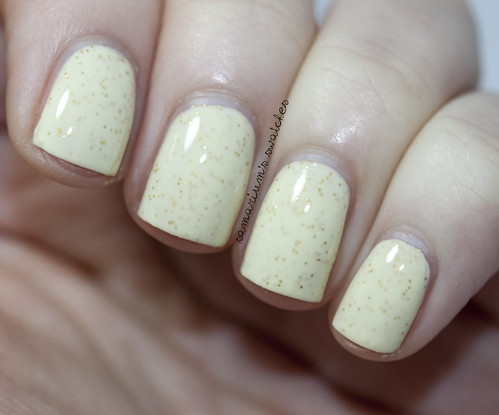 Pretty Inspired Polish Can't Believe It's Not Butter (2)