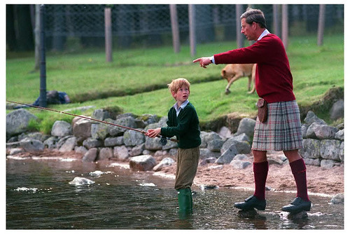 1988 Prince Charles and Prince William 4