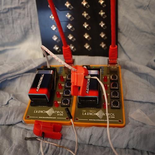 Clip Wire Boards - Launch Kontrol