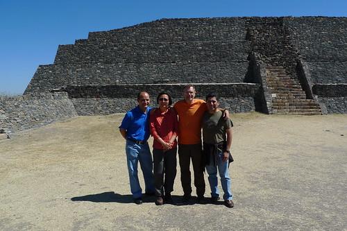 Peralta Ruinas - near Irapuato, Mexico