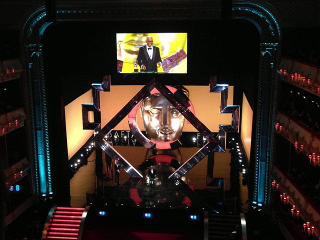 BAFTAs - Samuel L Jackson