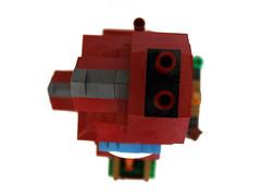 LEGO Harry Potter The Burrow (4840)