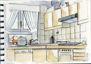 La ventana de la Cocina